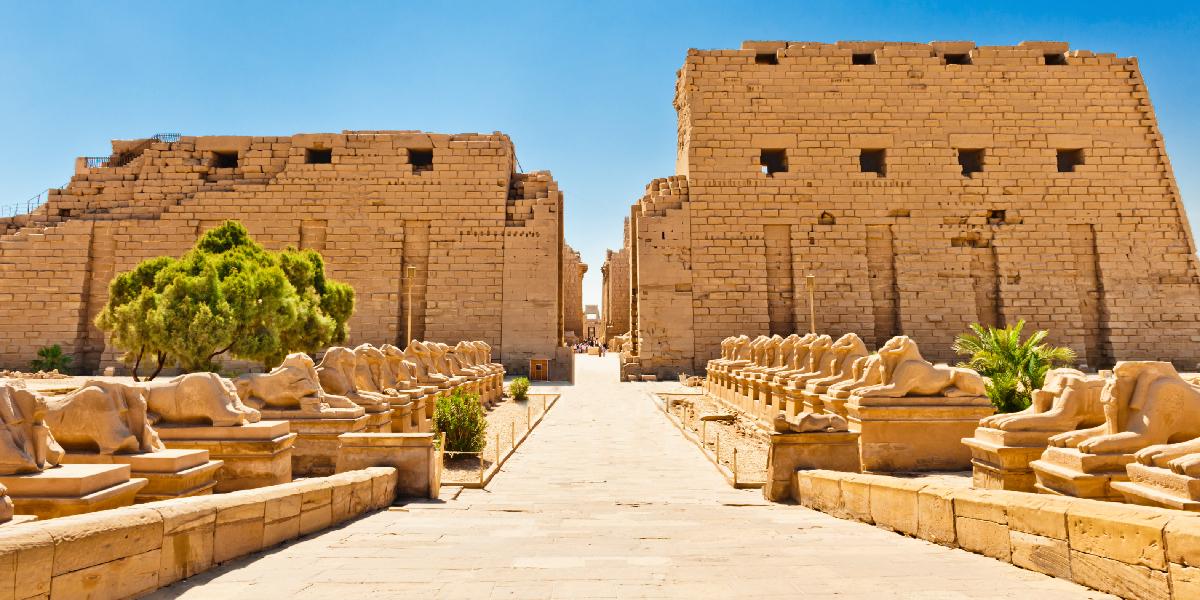 Un Día en Luxor desde el Puerto de Safaga
