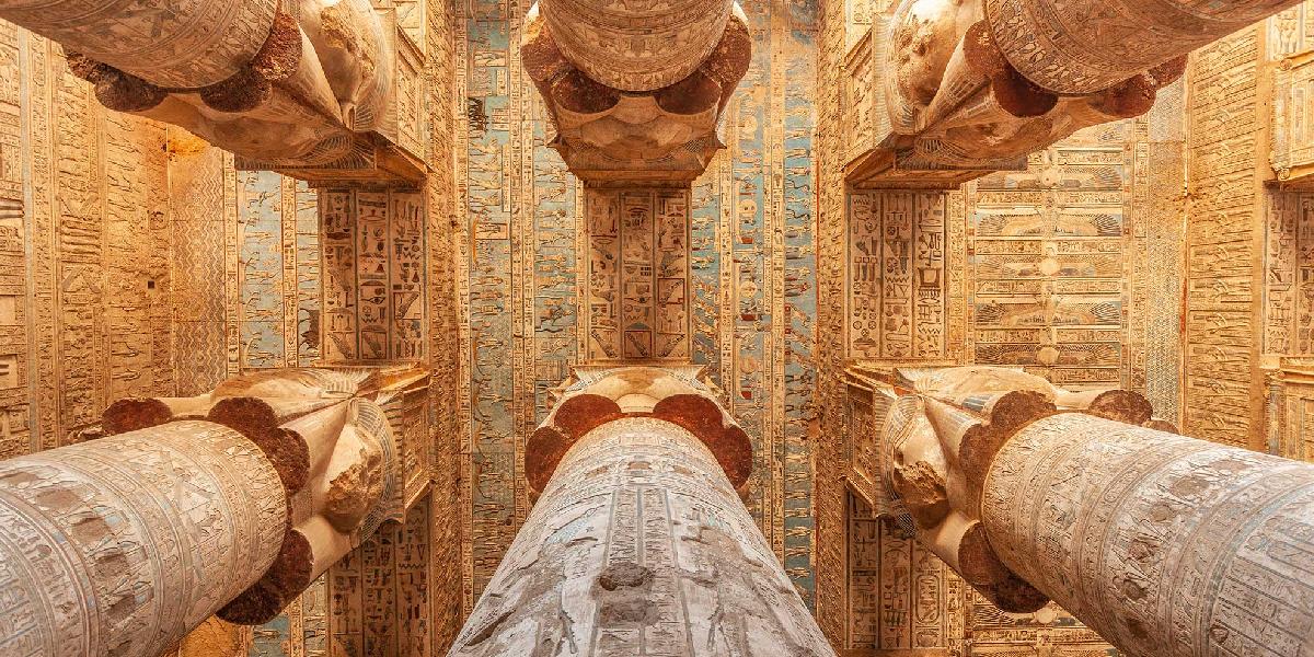 Excursión de un Día en Abidos y Dendera desde el Puerto de Safaga