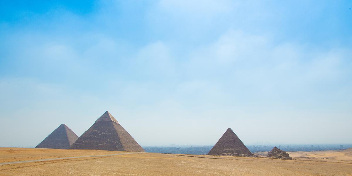 Paquete Económico a Egipto de 13 Días en El Cairo, Hurgada y Alto Egipto