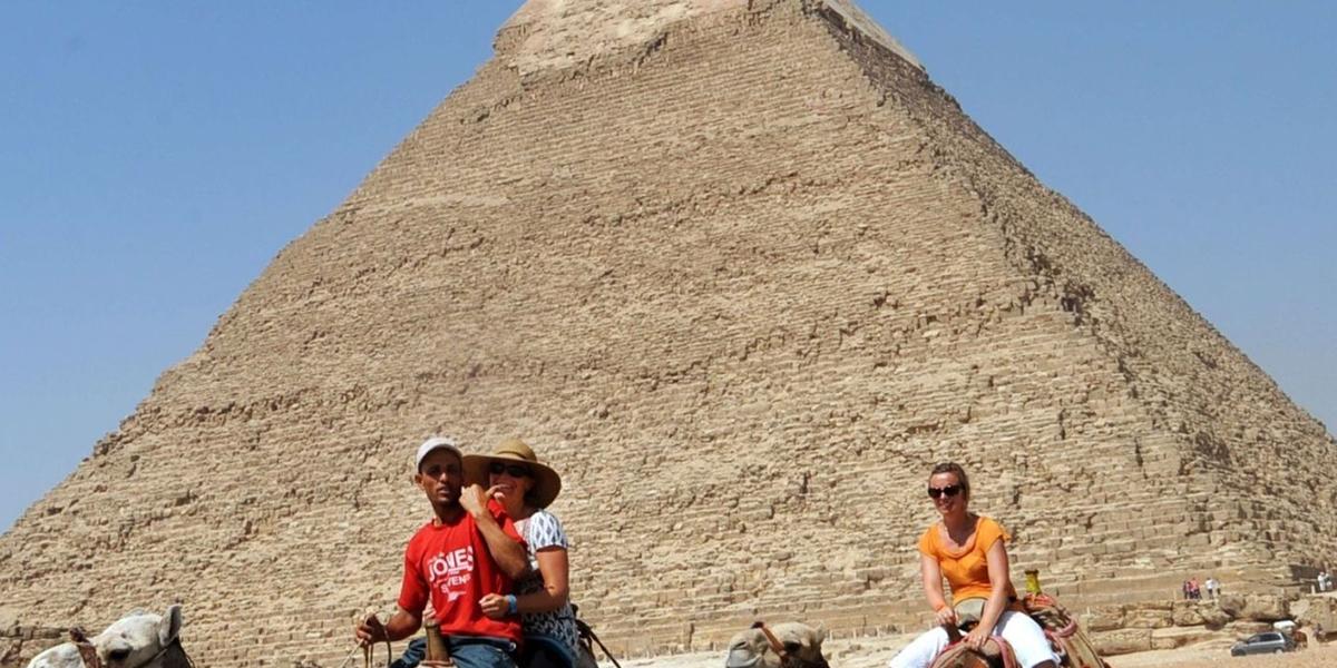 Vacación de Semana Santa en Egipto de 8 Días en El Cairo y Crucero por el Nilo