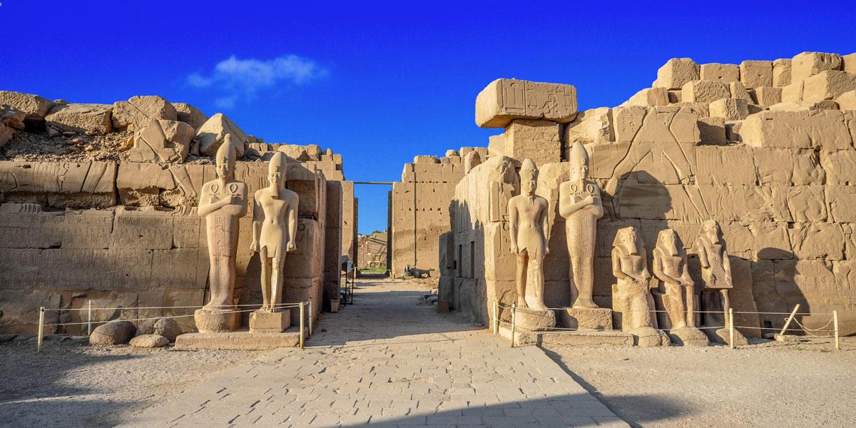 Dos Días de Tour desde Hurgada a Luxor y El Cairo