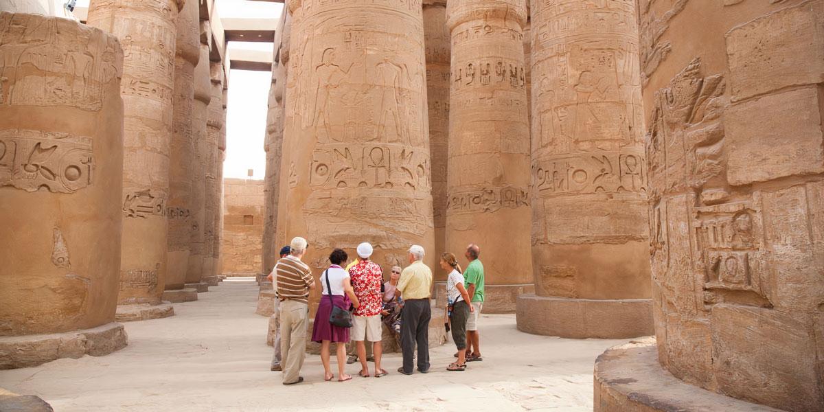 Crucero por el Nilo desde Hurgada