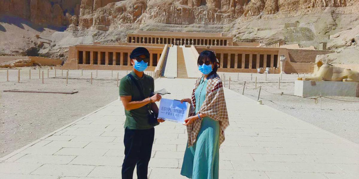 Excursion de Un Día a Luxor desde Hurgada