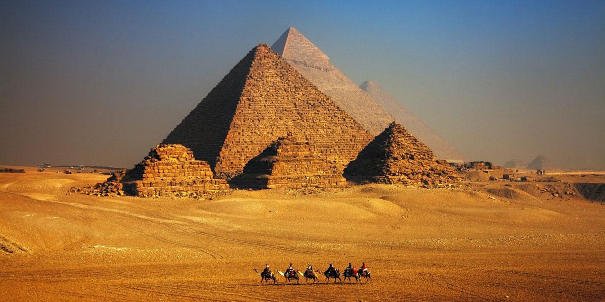 Maravillosa Excursión de Hurgada a El Cairo por Avión