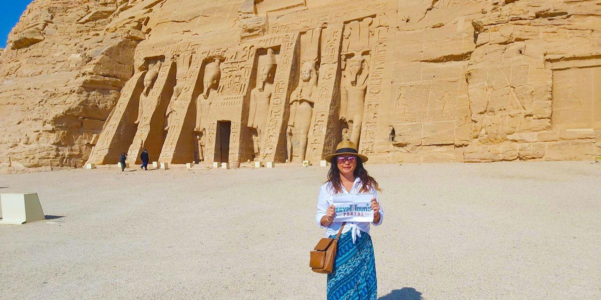 Tour a El Cairo y Abu Simbel desde Luxor en Dos Días