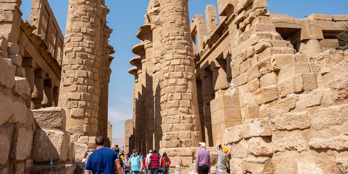 Maravilloso Viaje a Egipto en Navidad de 7 Días en El Cairo, Luxor y Hurgada