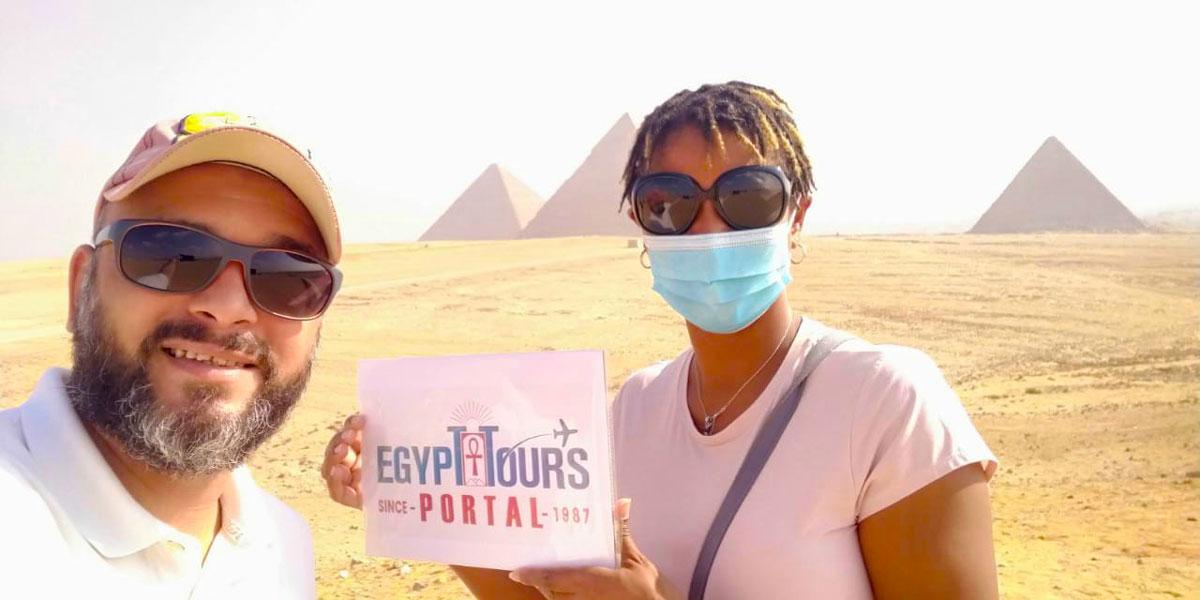 Excursión de Un Día a El Cairo desde Hurgada por el Autobús