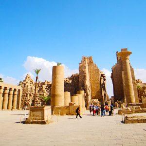 Mágico Viaje a Egipto Sola de 5 Días en El Cairo, Luxor y Abu Simbel