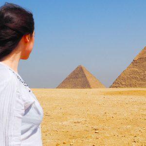 Maravilloso Viaje a Egipto Sola de 7 Días en El Cairo, Luxor y Hurgada
