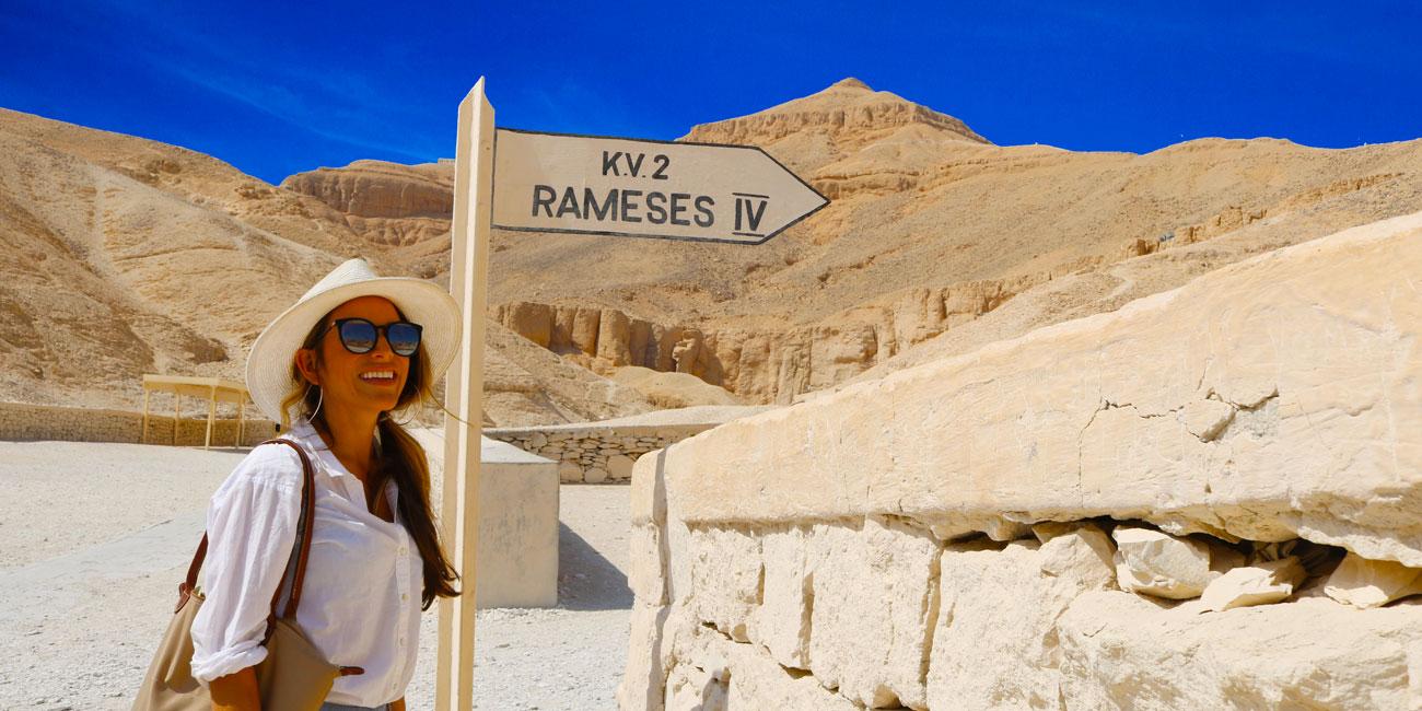 Paquete de Reina Nefertari de Viajar Sola a Egipto de 12 Días