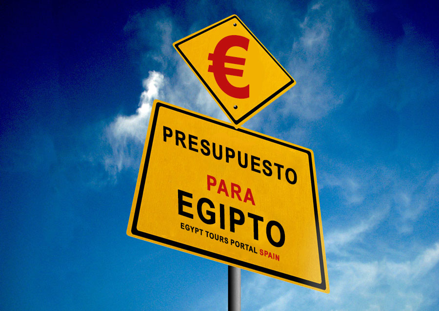 Determinar su Presupuesto - Egypt Tours Portal Spain
