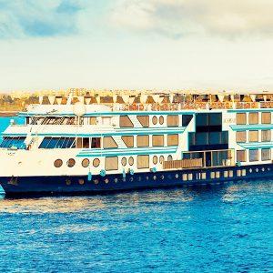 El Crucero de Lujo de MS Acamar