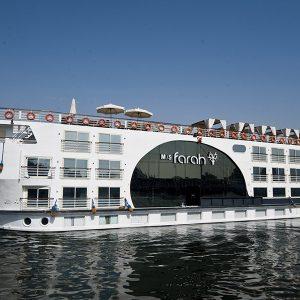 El Crucero de Lujo de MS Farah