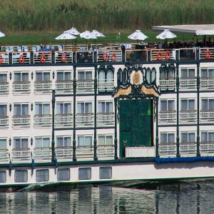 El Crucero de Lujo de MS Jaz Senator