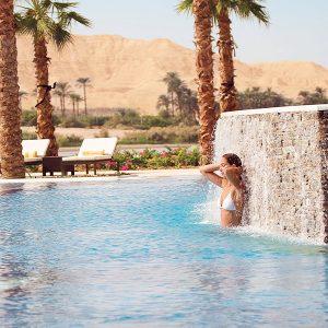 El Hotel de Hilton Luxor