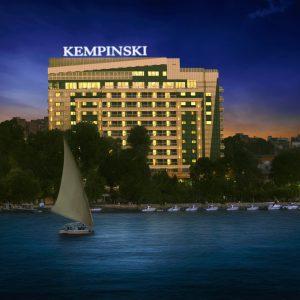 El Hotel de Kempinski Nile en Garden City en El Cairo