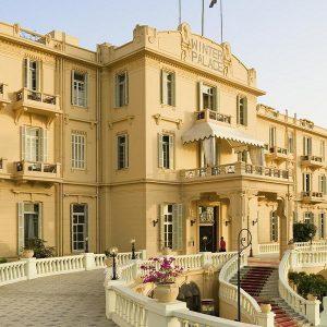 El Hotel de Sofitel Winter Palace en Luxor