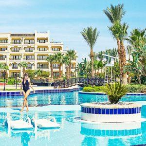 El Hotel de Steigenberger Al Dau Beach en Hurgada