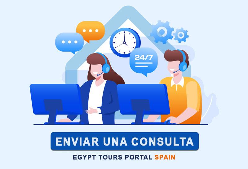 Infórmenos de Todos sus Requisitos - Egypt Tours Portal Spain