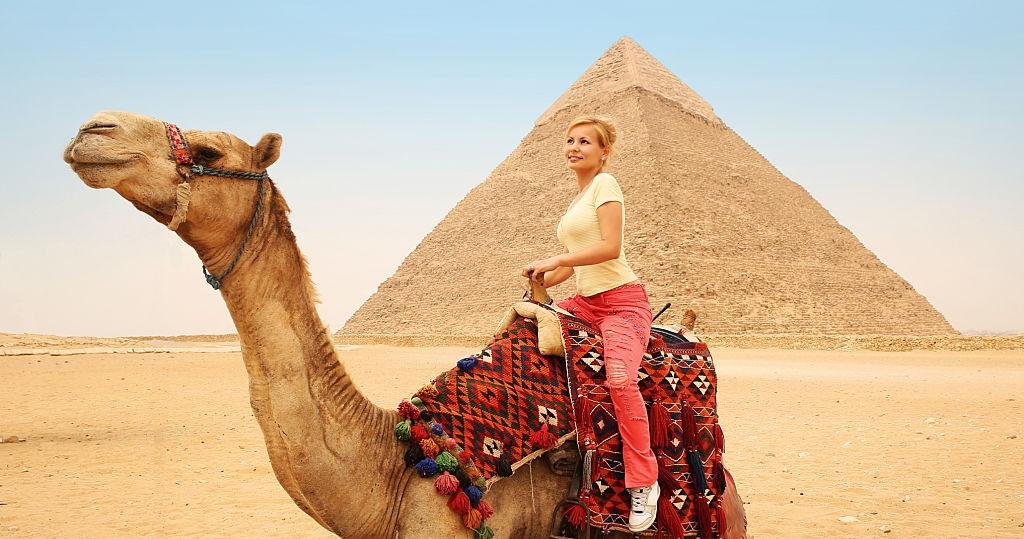 Paquetes para Viajar Sola a Egipto