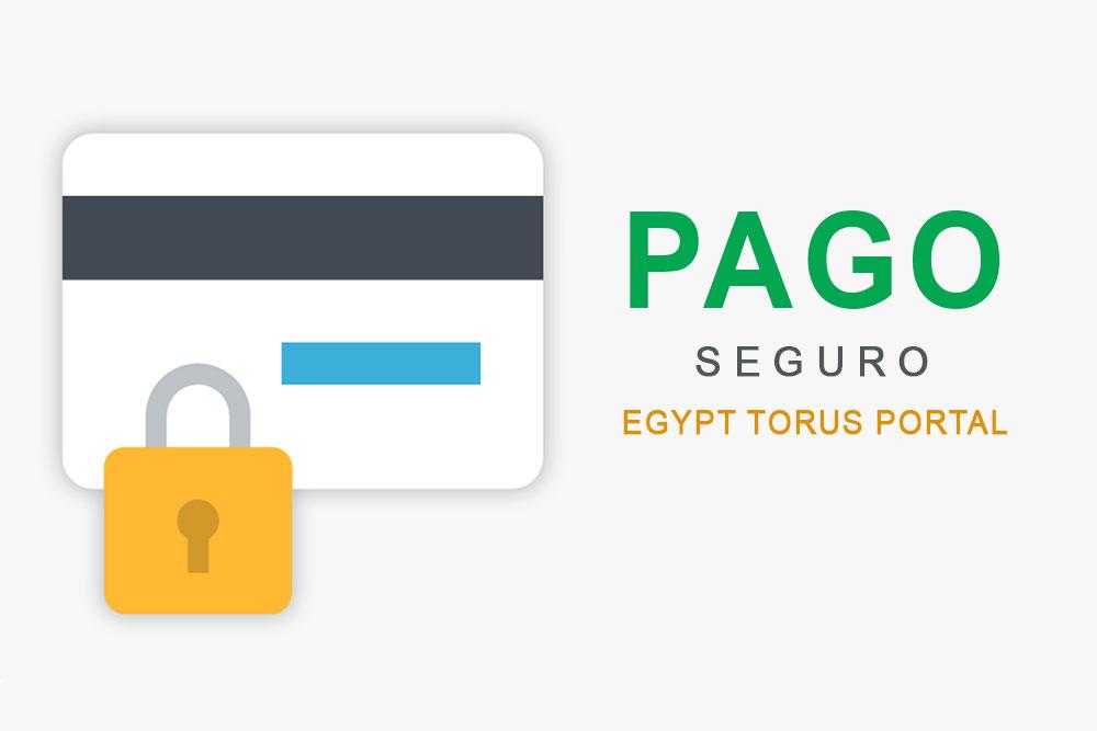 Para Asegura su Pago - Egypt Tours Portal Spain