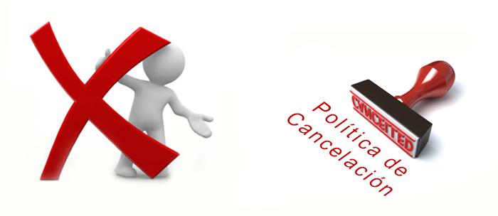 Política de Cancelación - Egypt Tours Portal