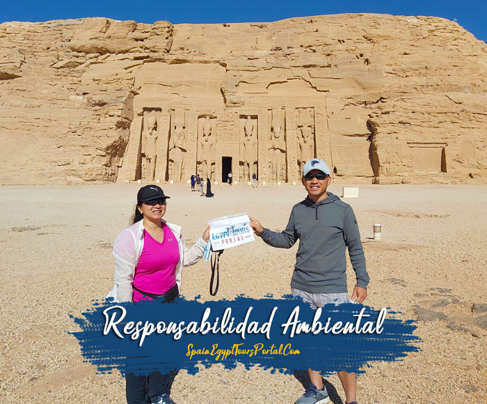 Responsabilidad Ambiental - Egypt Tours Portal