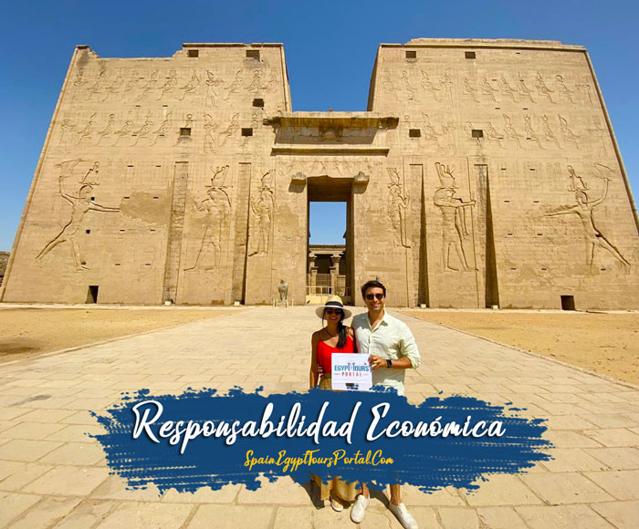 Responsabilidad Económica - Egypt Tours Portal