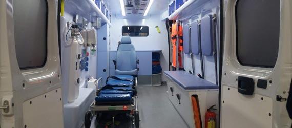 Transporte Médico Confiable - Egypt Tours Portal