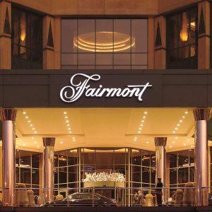 El Hotel de Fairmont Nile City en El Cairo