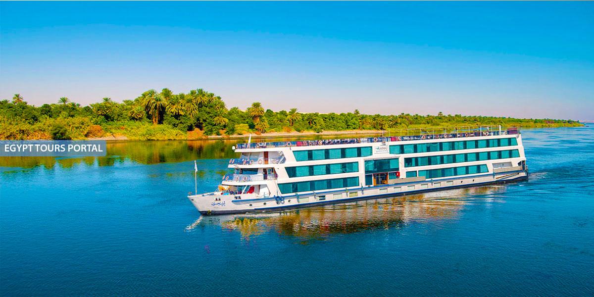 El Crucero de Lujo por el Nilo de MS Amwaj