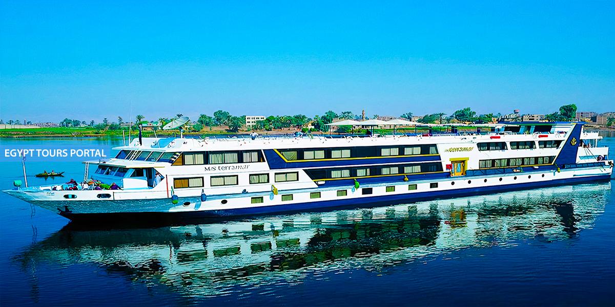 El Crucero de Lujo por el Nilo de MS Terramar