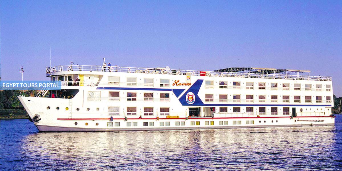 El Crucero de Lujo por el Nilo de Mövenpick MS Hamees