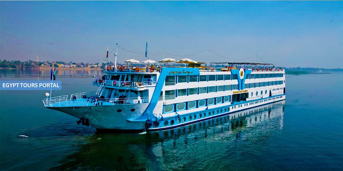 El Crucero de Gran Lujo por el Nilo de Sonesta Sun Goddess