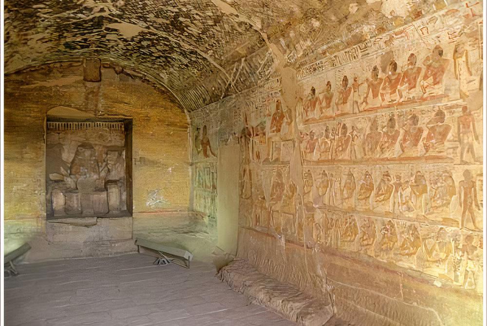 Las Tumbas de El Kab - Egypt Tours Portal (ES)