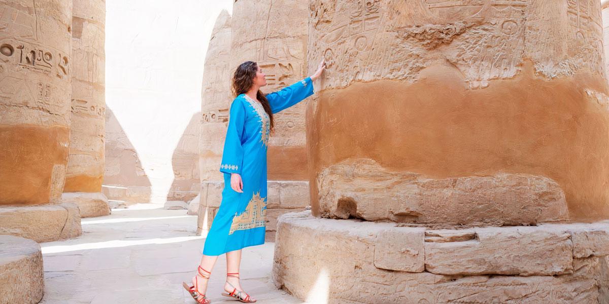 7 Días Explorando Lugares protegidos por UNESCO en Egipto