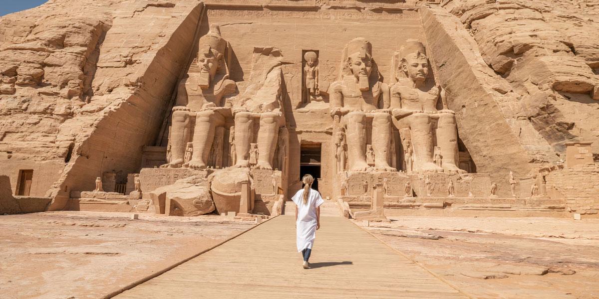 8 días de viaje mágico en los destinos de UNESCO en Egipto