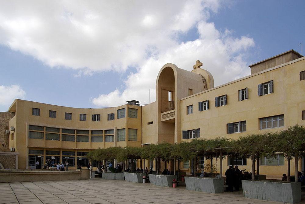 El Monasterio de San Macario el Grande (Deir Abu Makar) - Egypt Tours Portal (ES)