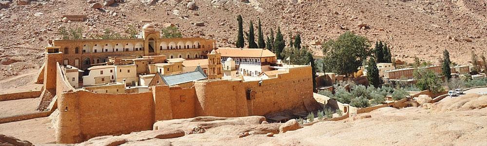 Día 7: Visita del Monasterio de Santa Catalina