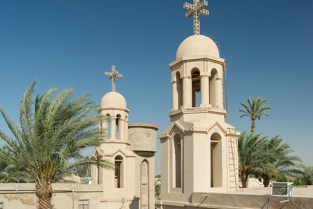 El Monasterio de los Romanoso (Deir Baramon) - Egypt Tours Portal (ES)