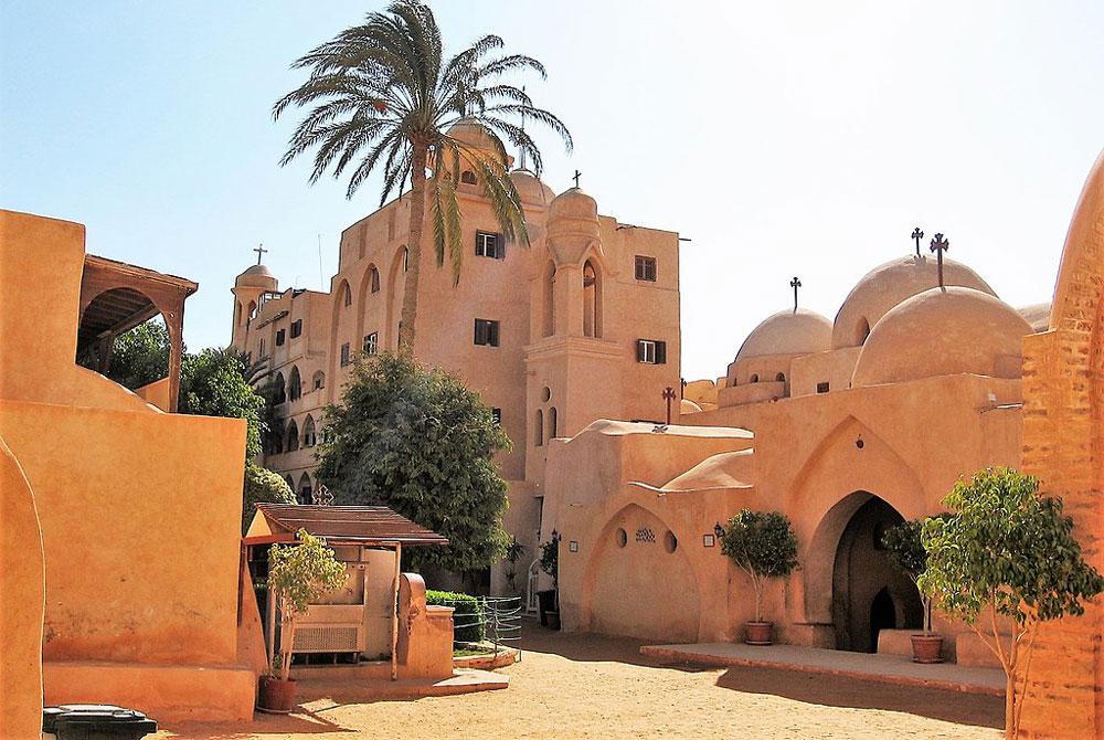 El Monasterio de los Sirios (Deir El Suryani) - Egypt Tours Portal (ES)