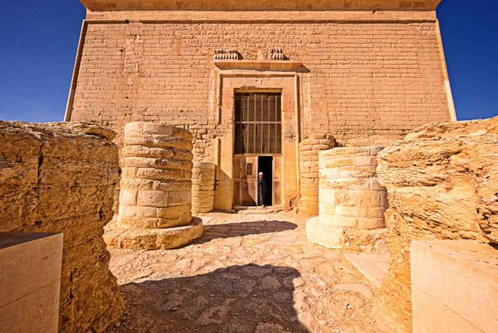 El Palacio de Qarun - Egypt Tours Portal (ES)