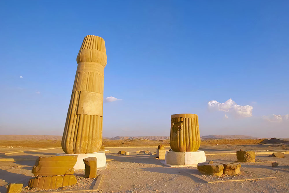 El Templo de Atón - Egypt Tours Portal (ES)
