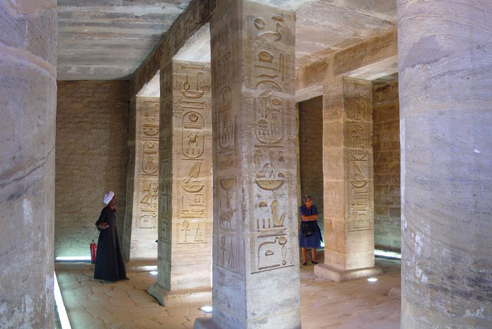 Historia del Templo de Amada - Egypt Tours Portal (ES)