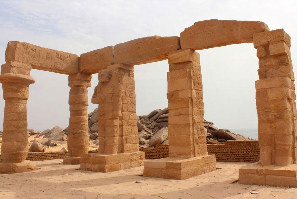 Historia del Templo de Kalabsha