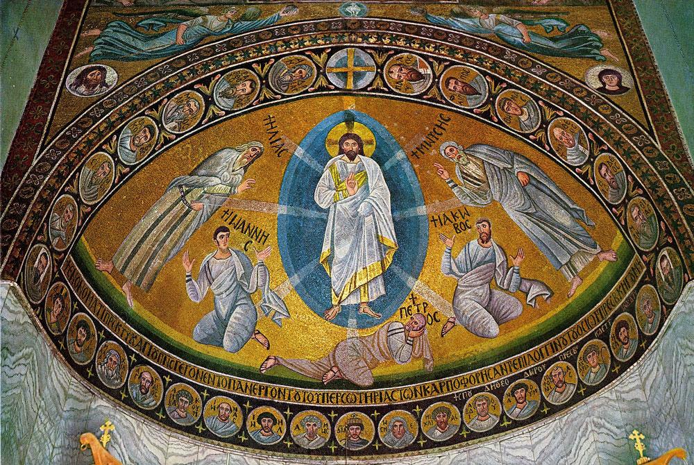 Ícono de la Transfiguración - Egypt Tours Portal (ES)