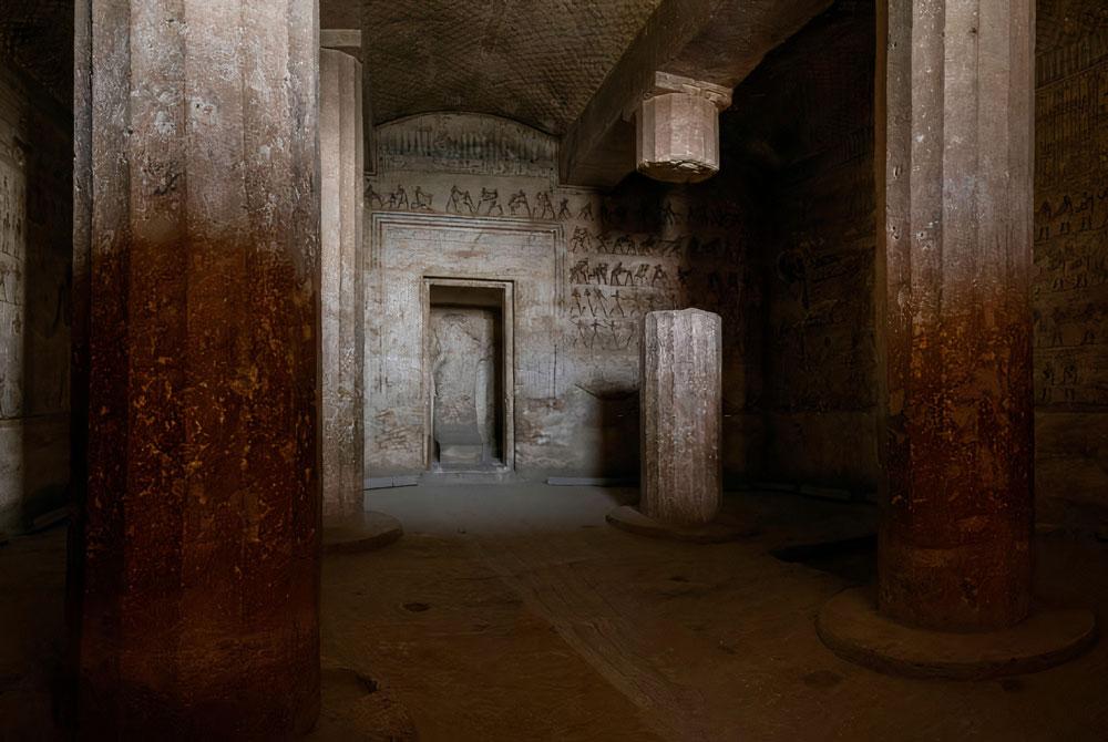 La Historia de Beni Hassan - Egypt Tours Portal (ES)