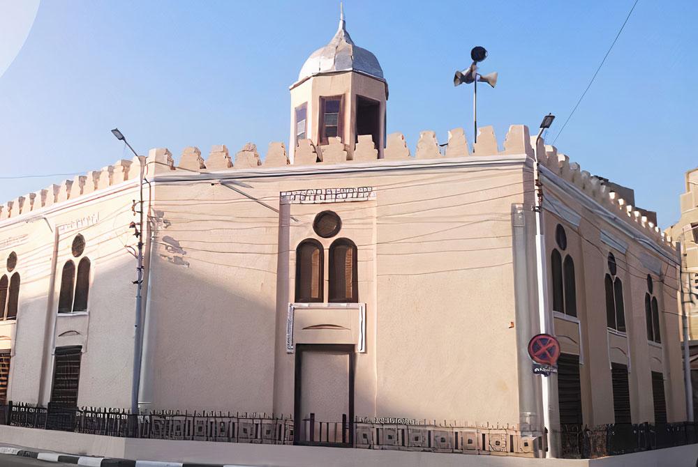 La Mezquita del Sultán Qaitbay - Egypt Tours Portal (ES)
