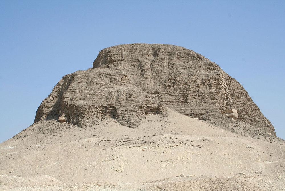 La Pirámide de Senusret II - Egypt Tours Portal (ES)