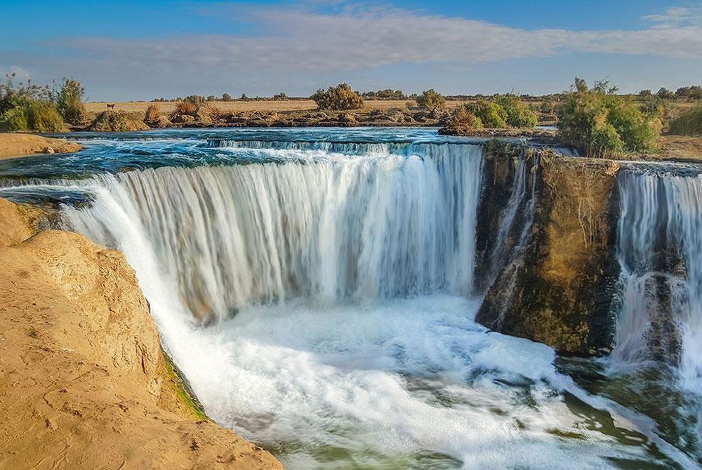 Las Cascadas de Wadi El Rayan - Egypt Tours Portal (ES)